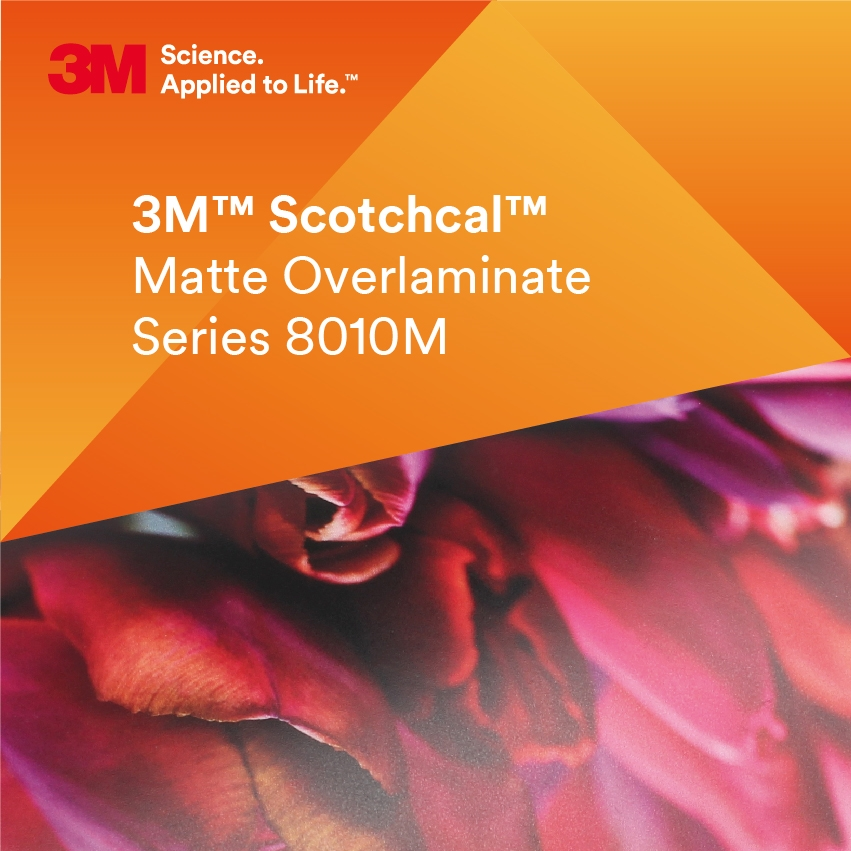 3M™ Scotchcal™ 8010M Matt