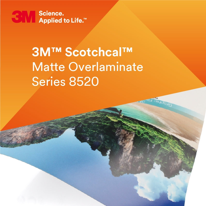 3M™ Scotchcal™ 8520 Matt