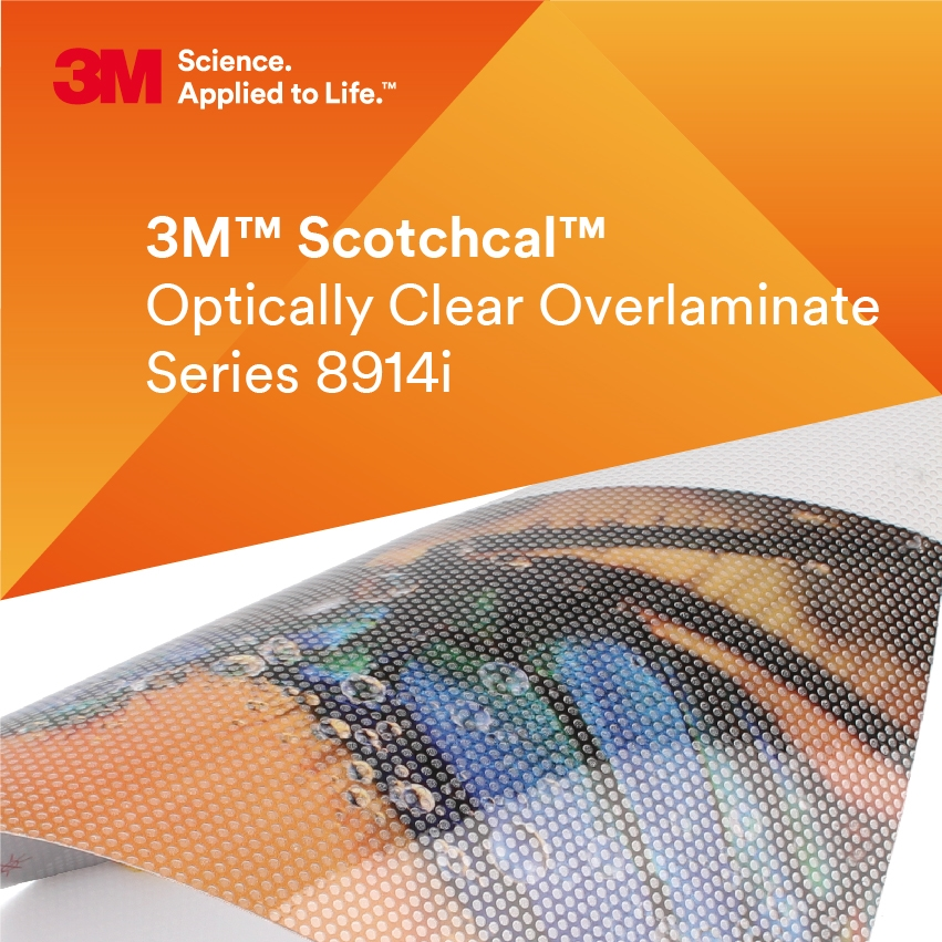 3M™ Scotchcal™ 8914i Optiskt klart
