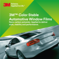 3M™ Color Stable | Solfilm för bil