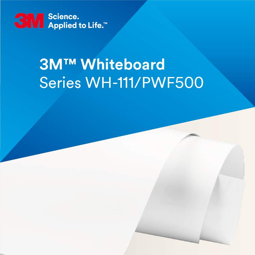 3M™ Whiteboardfolie