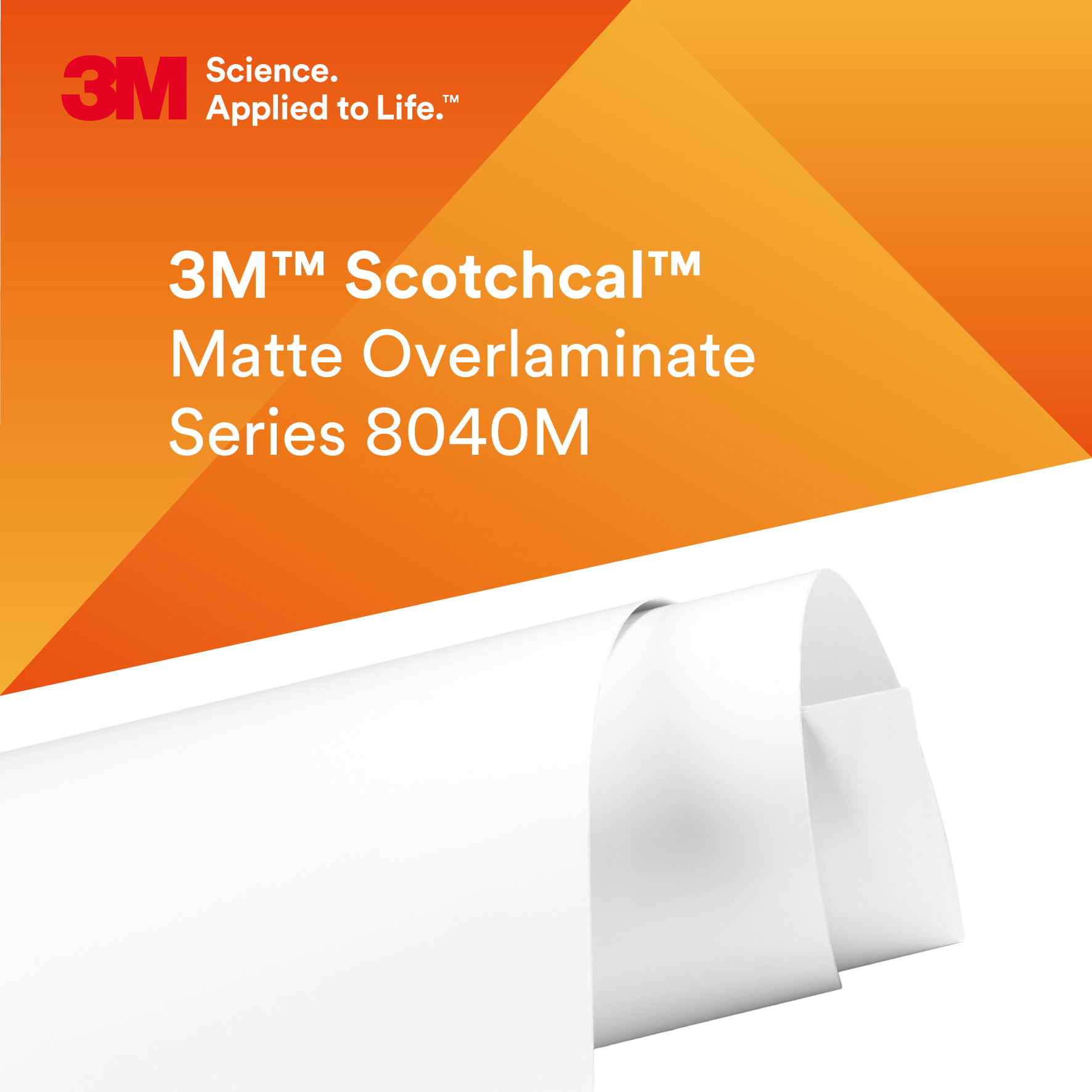 3M™ Scotchcal™ 8040M Matt