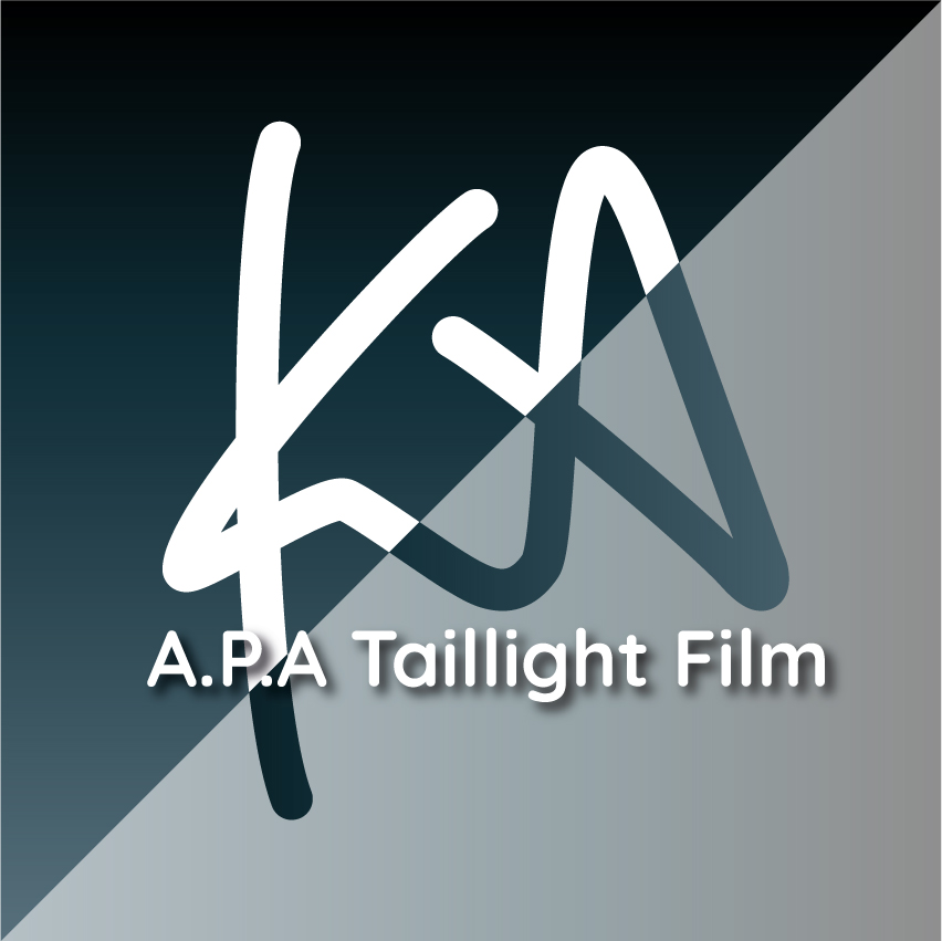 A.P.A Taillight Film