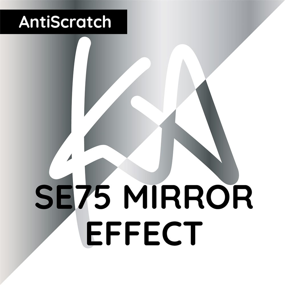 SE75 Mirror Effect AntiScratch