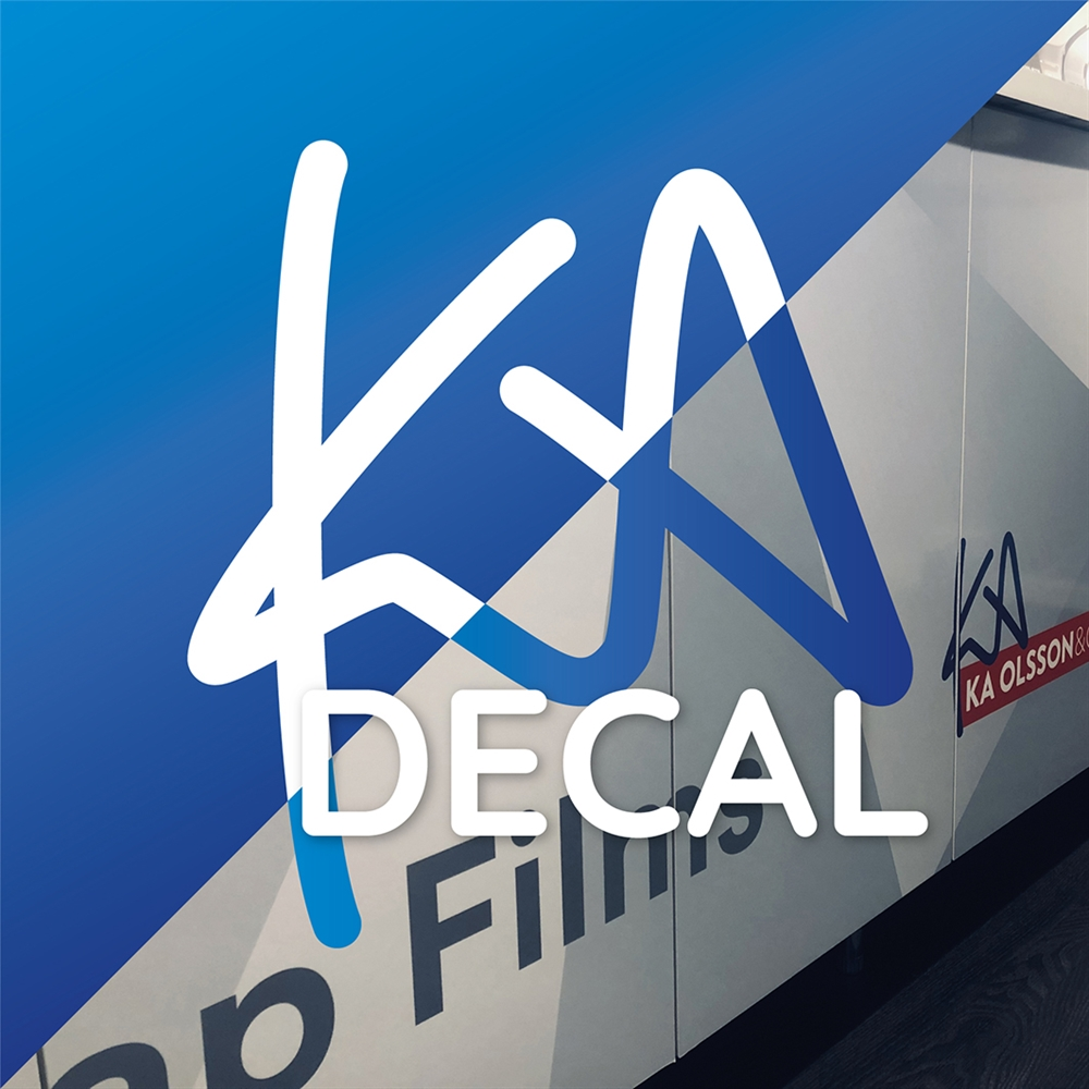 KA DECAL 75.140 PWB Vit blank