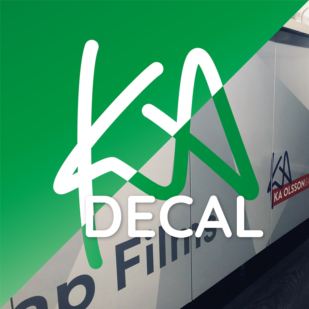 KA DECAL 100.140 PWB BO Vit blank permanent
